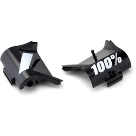 100% Accuri Forecast Canister Replacement Cover Kit black